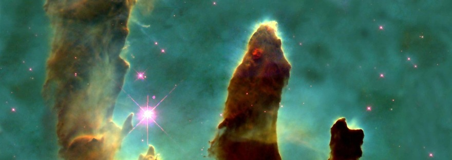 Eagle Nebula, Pillars of Creation